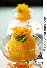 Orange Dessert