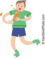 Orange Drink
