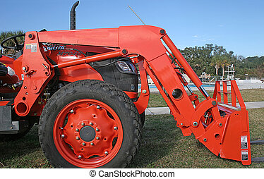 Orange Equipment