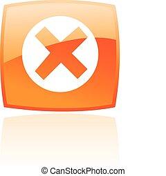 Orange error