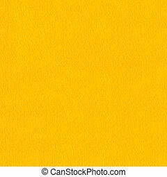 Orange felt background for design. Seamless square texture, tile ready.