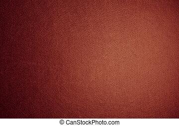 Orange felt background