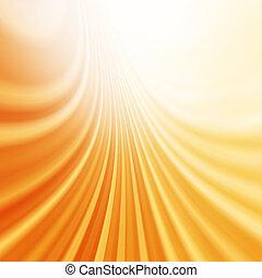 orange fond