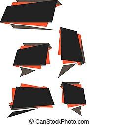 Orange Grey Banner