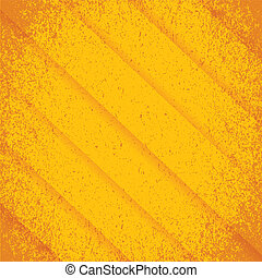 orange Grunge pattern frame lines