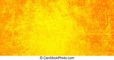 Orange grunge wallpaper with rough surface texture.