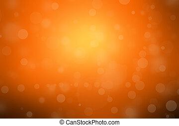 Orange Halloween Background.