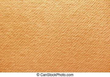 orange handmade paper background