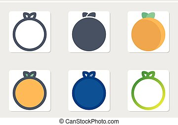 orange icon in isolated on white background. for your web site design, logo, app, UI. Vector graphics illustration and editable stroke. EPS 10.