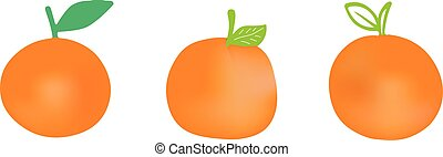 orange icon on white background