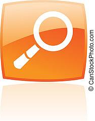 Orange magnifier