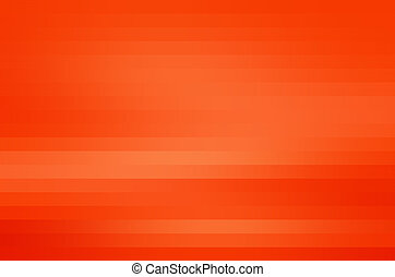 Orange motion blur abstract background