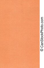 paperboard - orange paperboard useful as a background