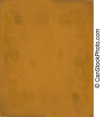orange, papier, texture