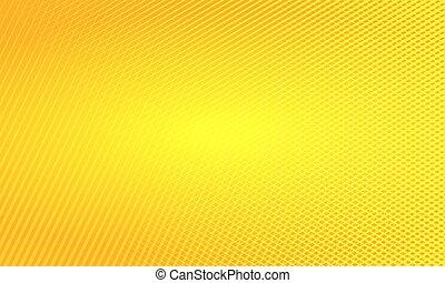 Orange pop art background. Pop art retro vector illustration 50s 60s style