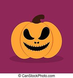 orange, pumkin, halloween
