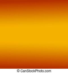 orange, résumé, coloré, fond