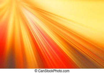 orange, roter hintergrund