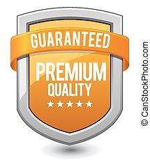 Orange shield Guaranteed Premium