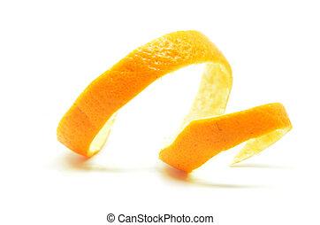 Orange skin isolate