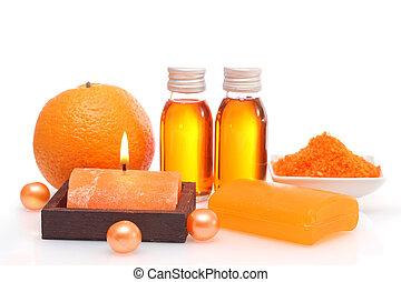 orange, spa