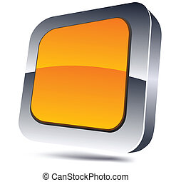 Orange square icon.