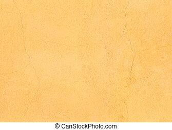 Orange stucco background