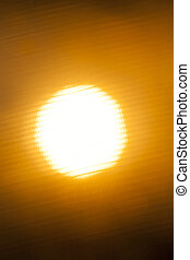 orange sun sunset