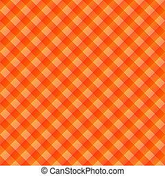 orange table cloth - seamless texture of orange to red...
