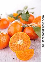 orange-tangerine