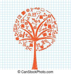 tree conceptual