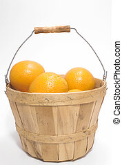Oranges in a Basket