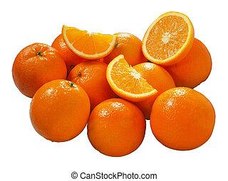 Oranges - Fresh juicy oranges