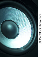 orateur, haut-parleur, ibiza, maison, musique, fête, boîte nuit