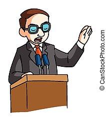 orateur