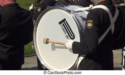 Orchestral drum