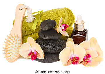 orchid spa treatment