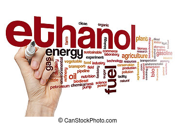 ord, etanol, moln