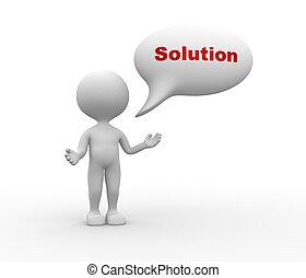 ord, folk, -, lösning, män, person, tal porla, 3