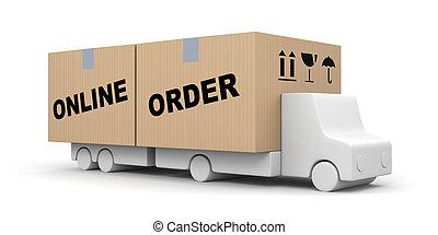 ordem,  Online