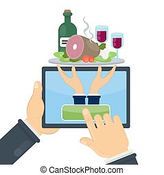 Order food online.