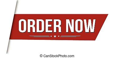 Order now banner design