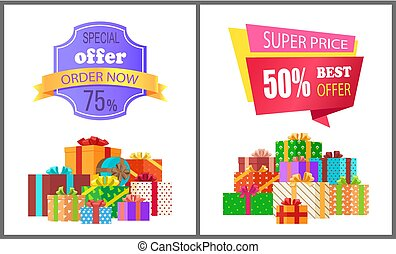 Order Now Special Exclusive Offer Super Price Sale