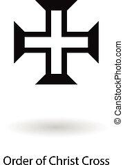 Order of Christ cross symbol
