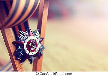 Order of World War USSR