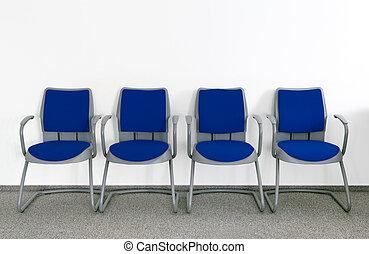 ordinaire, salle d'attente