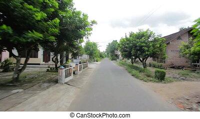 ordinary asian rural area