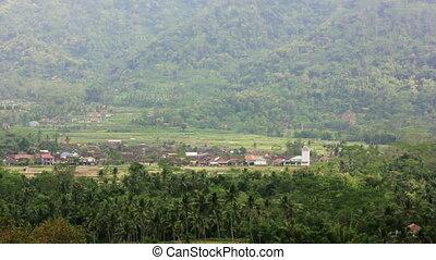 ordinary asian village