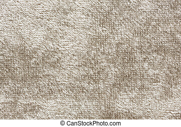 Ordinary fabric texture in ideal white tone.