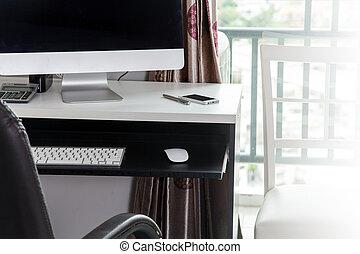 ordinateur domestique
